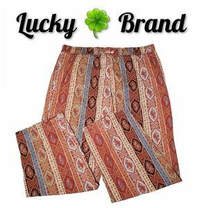 Lucky Brand Pajama Pants
